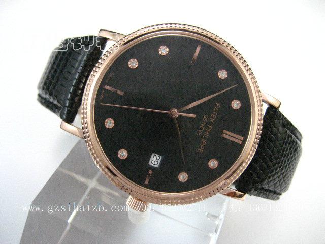 百达翡丽 编号 P001 产品介绍 四海钟表网,手表批发,瑞士手表,浪