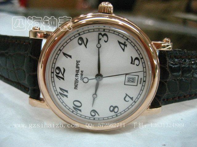 百达翡丽 编号 P003 产品介绍 四海钟表网,手表批发,瑞士手表,浪