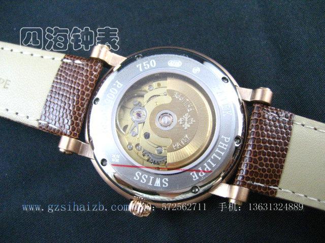 百达翡丽 编号 P015 产品介绍 四海钟表网,手表批发,瑞士手表,浪