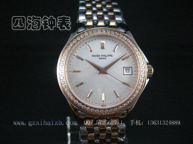 百达翡丽 编号 P033 产品介绍 四海钟表网,手表批发,瑞士手表,浪