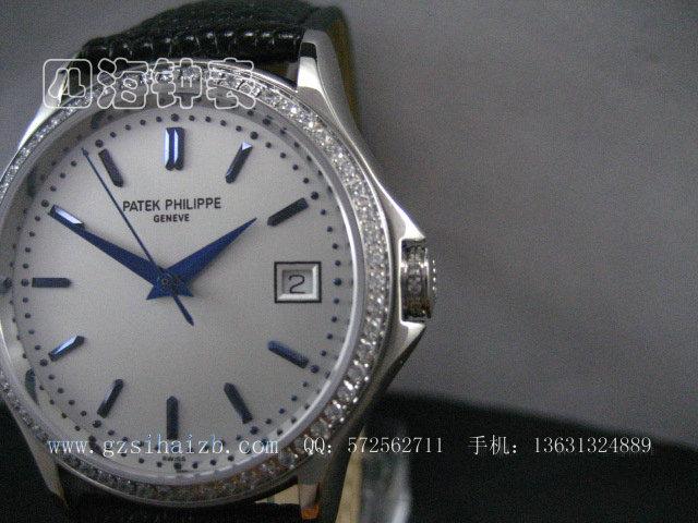 百达翡丽 编号 P055 产品介绍 四海钟表网,手表批发,瑞士手表,浪